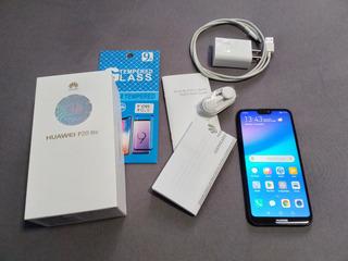 Celular Huawei P20 Lite 32 Gb, Tela 5.84, Funcionando, Usado
