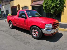 Ford Ranger Pickup Xlt L4 5vel Mt 1998