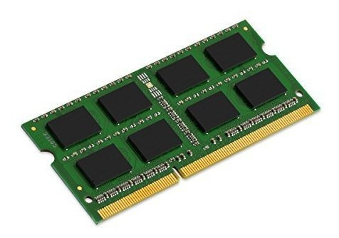 Memoria Ram 8gb Kingston Technology 1600mhz Pc3-12800 1.35v Sodimm Para Select Dell S Ktd-l3cl/8g