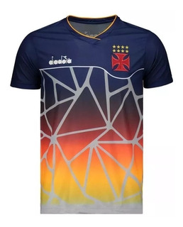 Camisa Vasco Treino Oficial Diadora 2018 2019 C/ Nota Fiscal