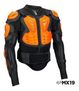 M - Naranja - Protector Fox Titan Sport