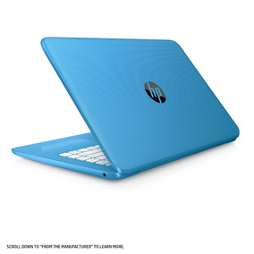 Notebook Hp Stream Laptop 14 Polegadas4gb 32gb W10 +brinde