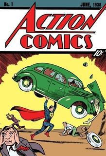 Comic Smash Clasicos Action Comics # 1 Sellado Y Nuevo