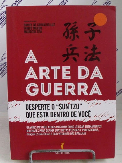 Livro A Arte Da Guerra Daniel De Carvalho Luz Irineu Toledo