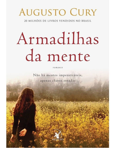 Livro - Armadilhas Da Mente - Augusto Cury