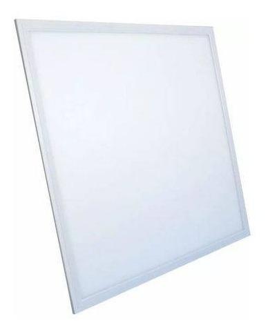 Painel Plafon Led Embutir 42w 40x40 Branco Frio Bivolt