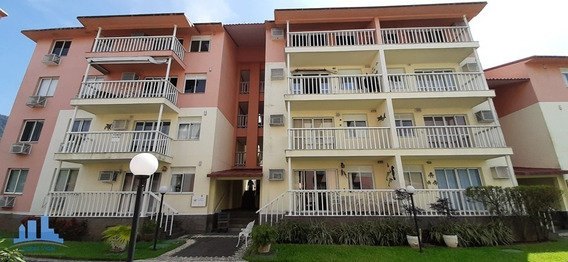Apartamento Com Vista Para O Mar No Condomínio Ilhas Virgens Em Itacuruçá - Mangaratiba/rj - 350 - 34825014