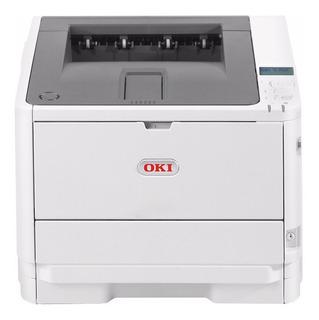 Impresora Láser Oki Es5112 Oficio / A4 Con Duplex