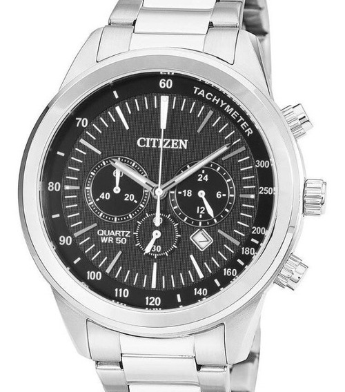 Relógio Citizen Masculino Eco Diver Cronografo - Tz30973t