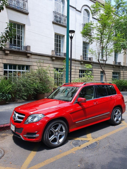 Mercedes-benz Glk 300 Off-road 2015 Única Excelente Estado