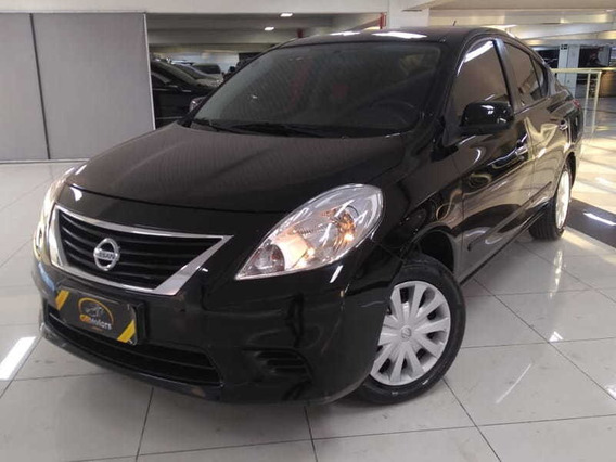 Nissan Versa Sv 1.6 16v Flex Fuel Mec. 4p 2013