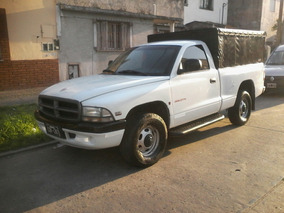 Dodge Dakota Diesel Aa 99 Cabina Simple Vendo O Permuto