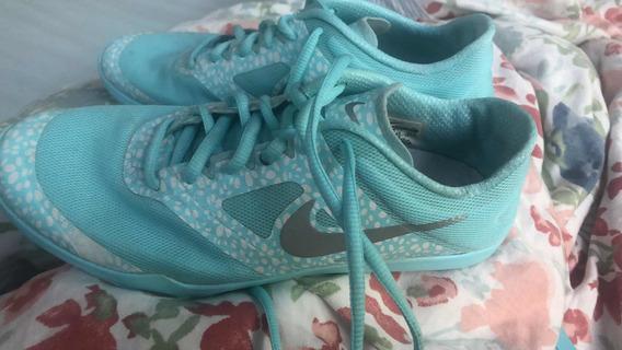 Tenis Nike Color Agua
