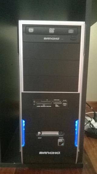 Computadora Completa Bangho 775 Cpu + Lcd 17