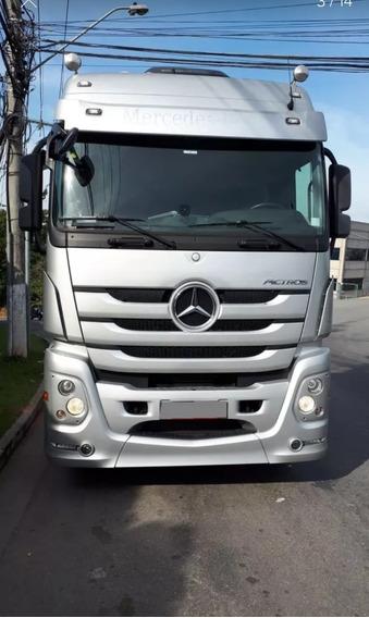 Mercedes-benz Actros 2651 S