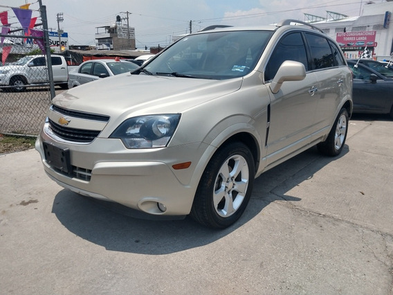 Chevrolet Captiva 3.0 Lt V6 At 2015