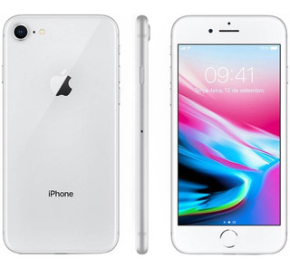 iPhone 8 64 Gigas Silver