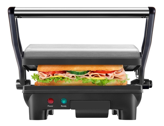 Parrilla & Prensa 180 Panini Grill / Gourmet Sandwich Maker