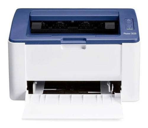 Impresora Laser Xerox Phaser 3020/bi Wifi Garantía Bidcom
