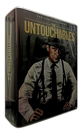 Los Intocables The Untouchables Serie Completa Boxset Dvd