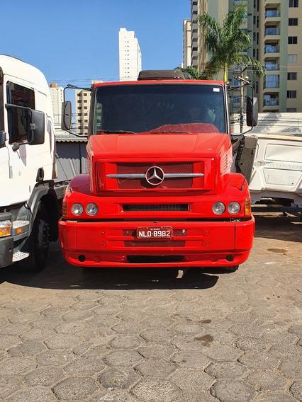 Mercedes-benz L-1620 08/09