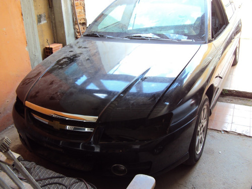 Omega Australiano 3.6 V6 2005 Sucata Para Peças Blindado