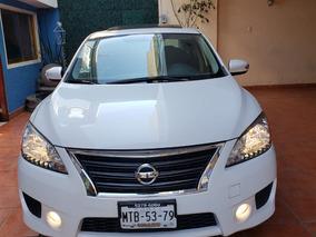 Nissan Sentra 1.8 Sr Navi At 2015