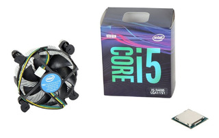 Procesador Intel Cpu Core I5 9400 2.9ghz- Boleta