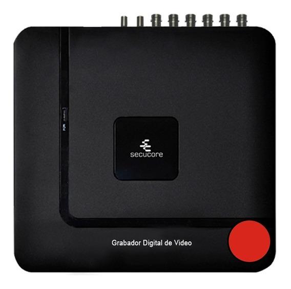 Dvr 8 Canales Video Cctv Hd Camaras Seguridad Vigilancia Msi