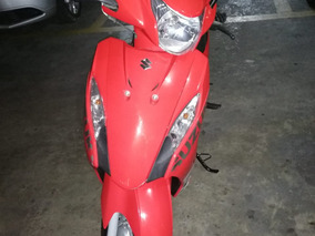 Suzuki Lets 112 Como Nueva