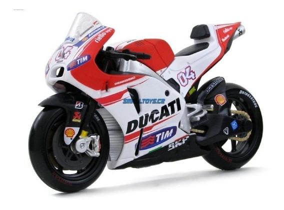 Ducati Demosedici 2015 Andrea Dovizioso Moto New Ray 1/12