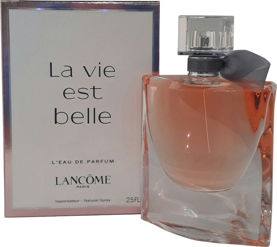 Perfume La Vie Est Belle 100ml Edp Lancôme + Brinde Amostra