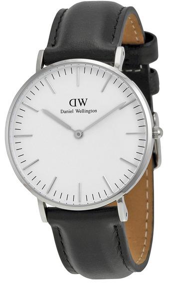Reloj Daniel Wellington Sheffield Piel Mujer 0608dw