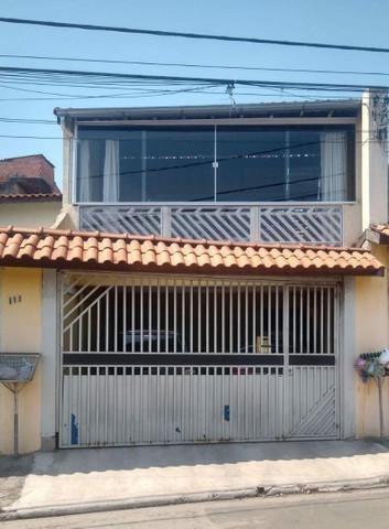 Sobrado Em Cidade Jardim Cumbica, Guarulhos/sp De 180m² 3 Quartos À Venda Por R$ 420.000,00 - So979277