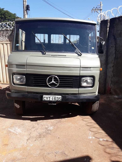 Mercedes-benz 608-d, Ano 1975, Modelo 6