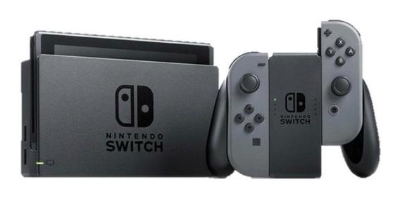 Nintendo Switch 128gb Capinha E Jogo