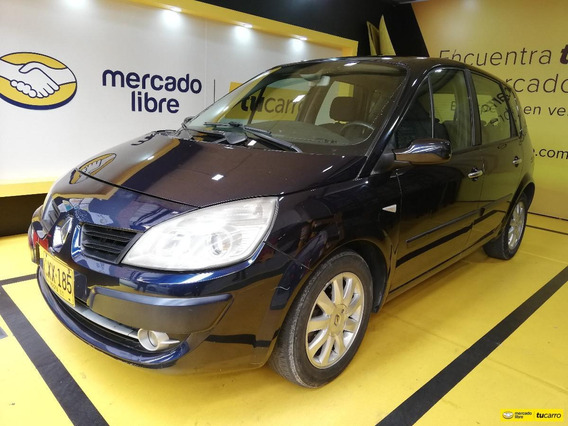 Renault Scenic Ii At