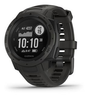 Smart Watch Garmin Instinct Preto (lacrado)