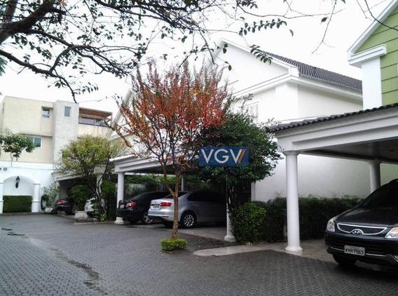 Casa Com 4 Dormitórios Para Alugar, 380 M² Por R$ 6.500/mês - Santo Amaro - São Paulo/sp - Ca0687