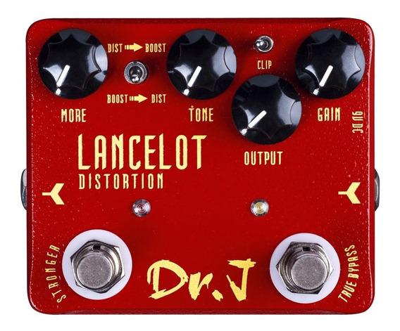 Pedal Guitarra Joyo Dr J Lancelot Distortion D59 + Nf + Garantia