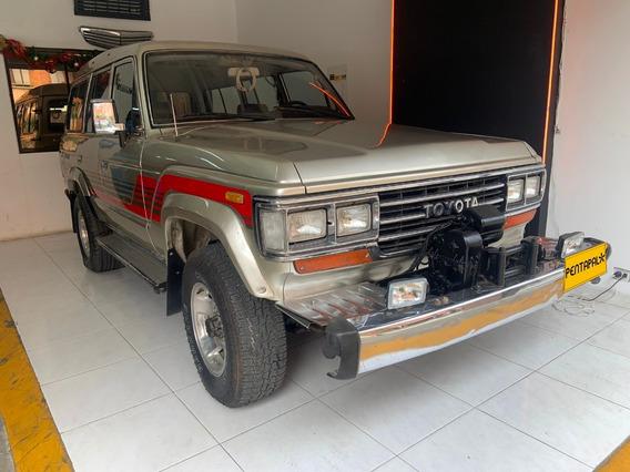 Toyota Land Cruiser Fj62 Mt. 4.5 Narcotoyota