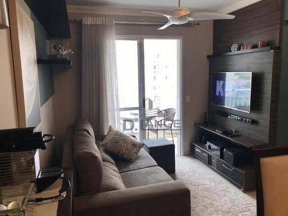 Excelente Apartamento A Venda Em Campinas! - Ap17752