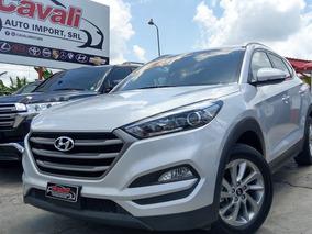Hyundai Tucson Gris 2016