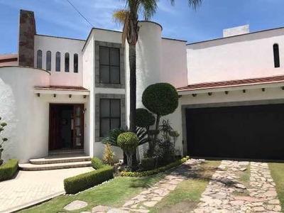 Casa En Venta Estilo Mexicana Campestre Morillotla