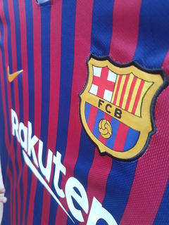 Camisa Barcelona 18/19