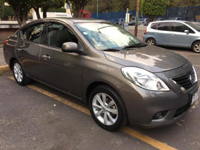 Nissan Versa Exclusive Aut 2014