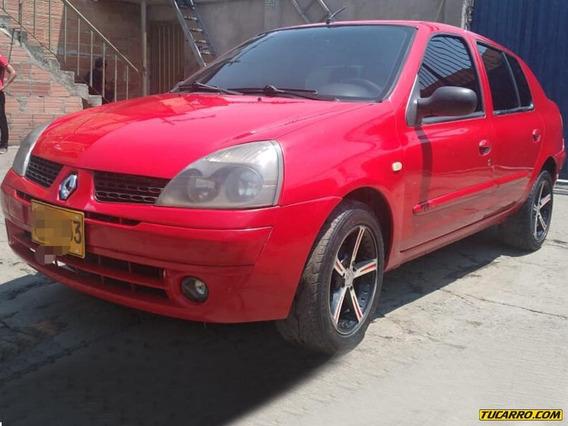 Renault Symbol Alize 1400 Mt Aa Abs