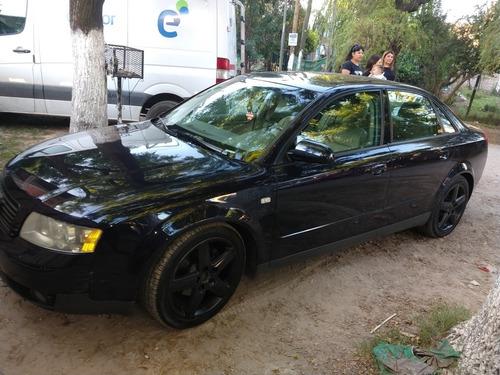 Audi A4 1.8 T Multitronic Luxury 2003