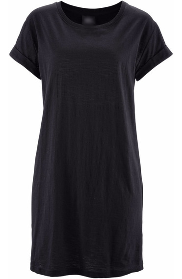 Camiseta Vestido Feminina