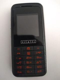 Celular Alcatel Ot- E801 - Retirada De Peças (com Fones)